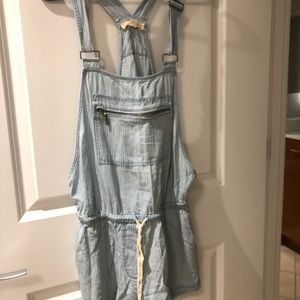 lovestitch Other - Hot hot drawstring overalls